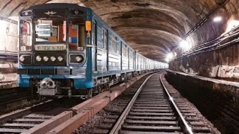 TS12. Московское метро - Замоскворецкая линия