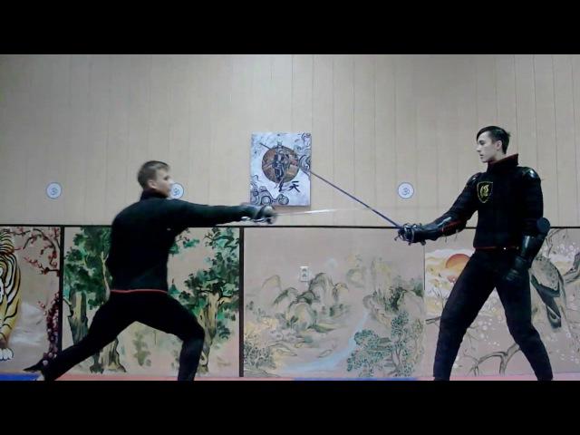 Памятка по защитам в фехтовании