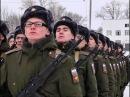 Военнослужащие Самарского гарнизона приняли присягу