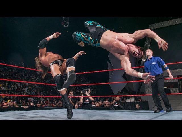 [WCOFP] Eddie Guerrero vs. Triple H: Raw - WWE Championship Match, March 22, 2004