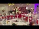 Вариант свадебного Декора Банкет Холла Мандарин Таганская