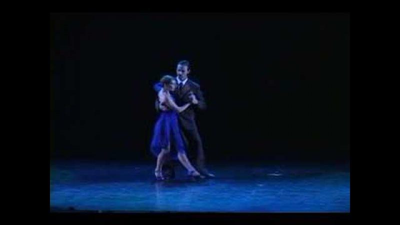 Damian Essel Nancy Louzan - A Evaristo Carriego (tango)
