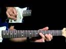 S.W.A.T. Blues - 8 Carl's Shuffle Solo 1 Performance - Carl Verheyen - Guitar Lessons