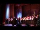 Хор Свято-Троицкого храма д.Бездеж на гала-концерте Христос рождается - славьте!