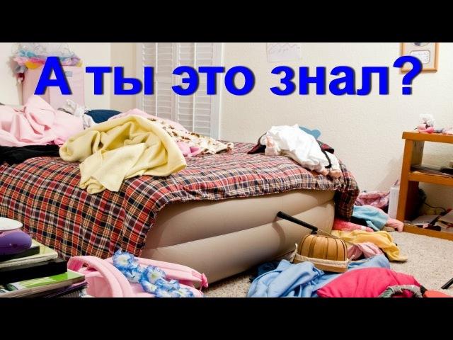 Выбросьте из дома всего 3 вещи - беды и несчастья уйдут? И будет вам счастье. А ты это знал?