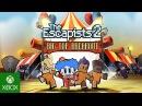 The Escapist 2 Big Top Breakout Release Trailer