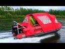 ВОДОМЕТНОЕ САФАРИ полная версия │ Рыбалка и путешествие по горным рекам на лодках Фрегат Jet