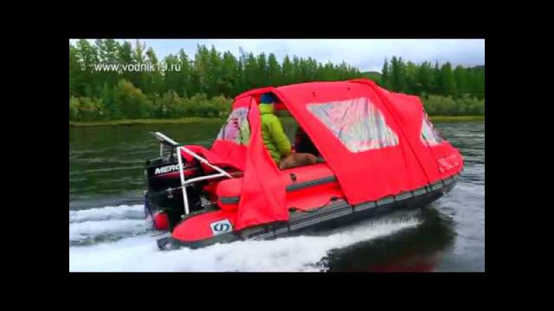 ВОДОМЕТНОЕ САФАРИ (полная версия) │ Рыбалка и путешествие по горным рекам на лодках Фрегат Jet