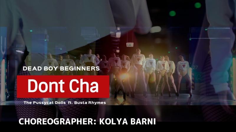 The Pussycat Dolls - Don't Cha ft. Busta Rhymes Dance Video | choreographer: Kolya Barni