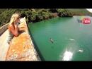 Экстрим! Экстримальные прыжки в воду! Очень красивый клип под классную музыку