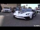 Lamborghini Aventador LP750 4 SV Roadster w Capristo Carbon Exhaust