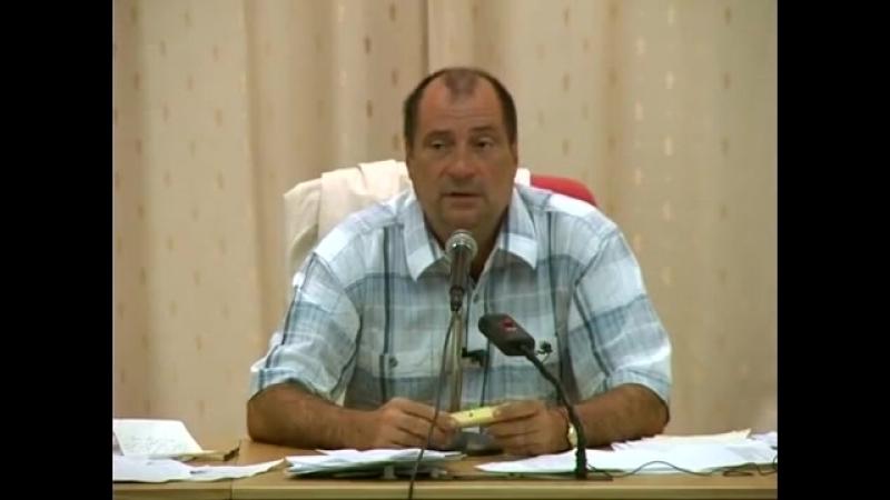 Лазарев С.Н. - как Путин осуществил военную реформу (2007_05_27 Москва)