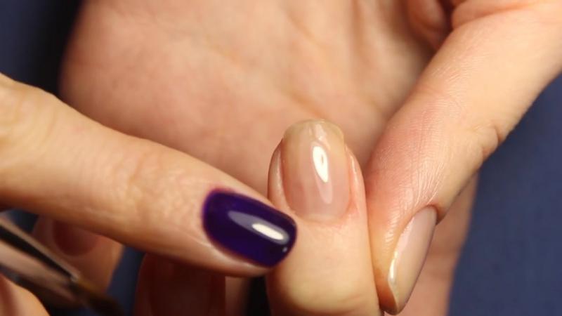 Выравнивание ногтевой пластины биогелем. Идеальные блики Bio Stretch Gel
