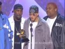 Eminem accepting the GRAMMY for Best Rap Album at the 43rd GRAMMY Awards ¦ GRAMMYs