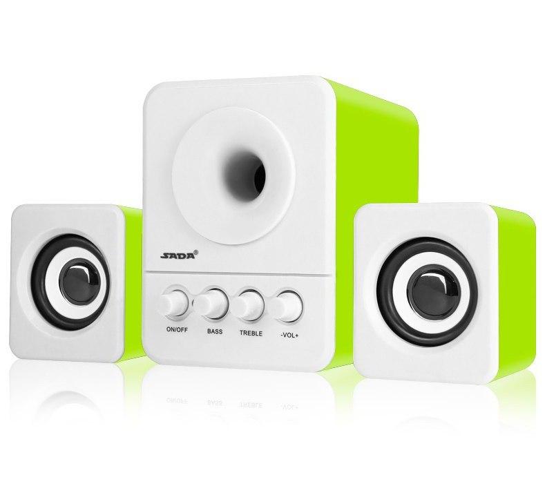 Классная Аудиосистема Подойдт для Компа или Ноутбука