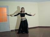 Хореография от Киры Лебедевой! Запаздало выставленный танец...еще многому нужно учиться) tribalexpert