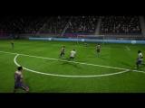 FIFA18 Дриблинг Лансини