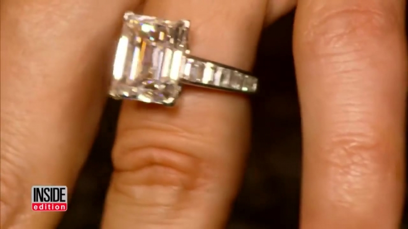 Marla Maples Auctions Off Engagement Ring Given To Her By Donald Trump