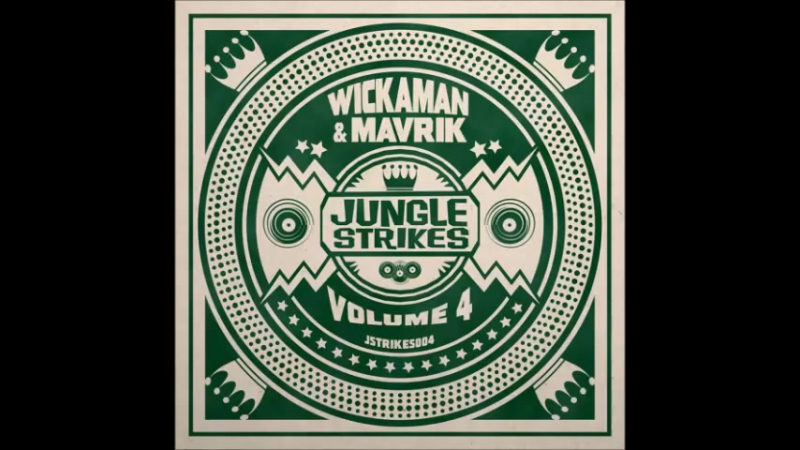 Wickaman Mavrik - The Break Goes On