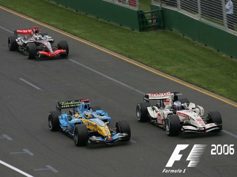 Формула-1 2006 В1.0