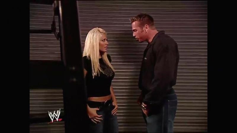 WWE Backlash 2003 - Torrie Wilson Test segment