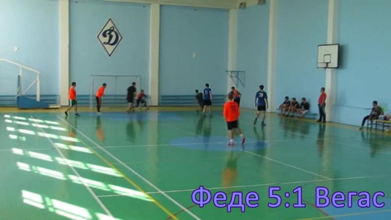 СОФЛ5х5 Вегас Олимпик (1 Лига)