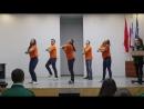 Рифуз- Выступление на итоговом штаба СибГАУ 2015 год