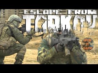 🔴 Escape from Tarkov. Прохождение квестов - Охота за ЧВК. EFT 1080p 🚷16+ .GPON in Game