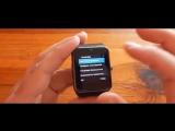Детальный обзор на умные часы Smart Watch GT08