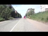 Чумачечие пешеходы и велосипедисты Печоры