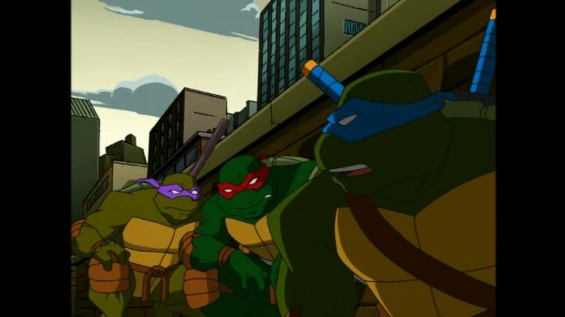 Мутанты черепашки ниндзя. Новые приключения /Teenage mutant ninja turtles 4 сезон 13 серия