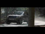 Range Rover Velar _ Динамика и ходовые характеристики