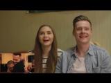 Первый просмотр свадебного фильма Руслана и Эльмиры (27.07.17)