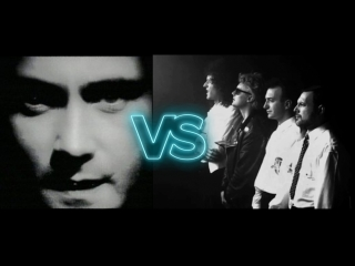 Phil collins - in the air tonight vs. queen - i want it all [alex video music tribute to phil collins & queen]