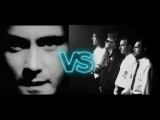 Phil Collins - In The Air Tonight Vs. Queen - I Want It All  Miami Vice Alex Video Music Tribute To Phil Collins  Queen