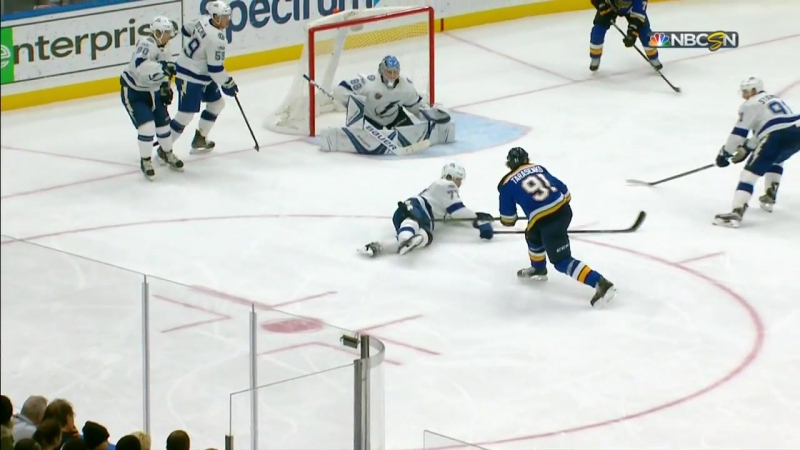 Blues Sobotka stunned after missing wide open net chance