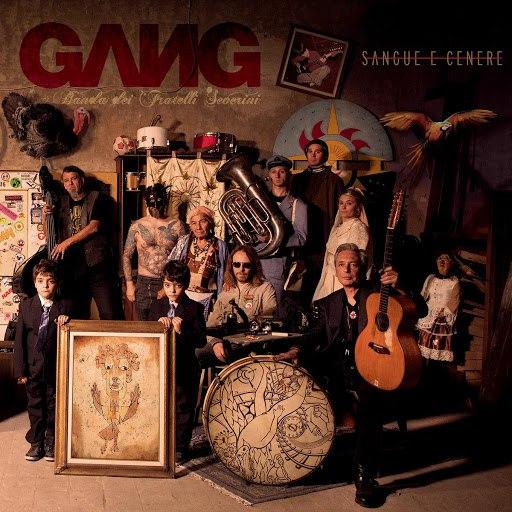 Gang альбом Sangue e cenere