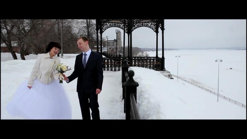Свадебный клип 2016 г.в кафе Карамель.