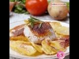 Для любителей рыбки - очень вкусный и простой рецепт!