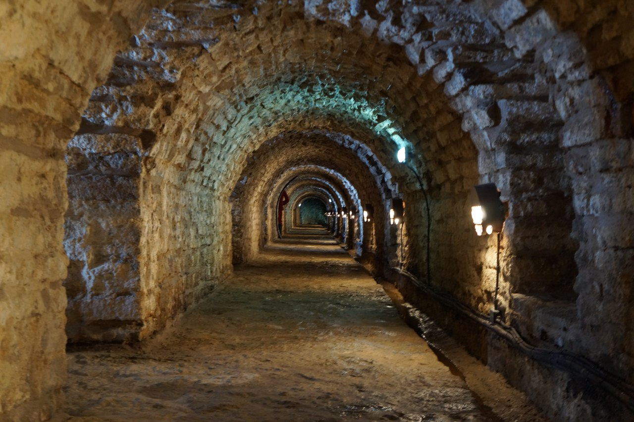 Тайна сокровищ бастиона Виктория в Нарве