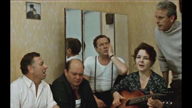 ☭☭☭ Нам нужна одна победа Десятый наш десантный батальон песня Булата Окуджавы из фильма Белорусский вокзал 1970 ☭☭☭
