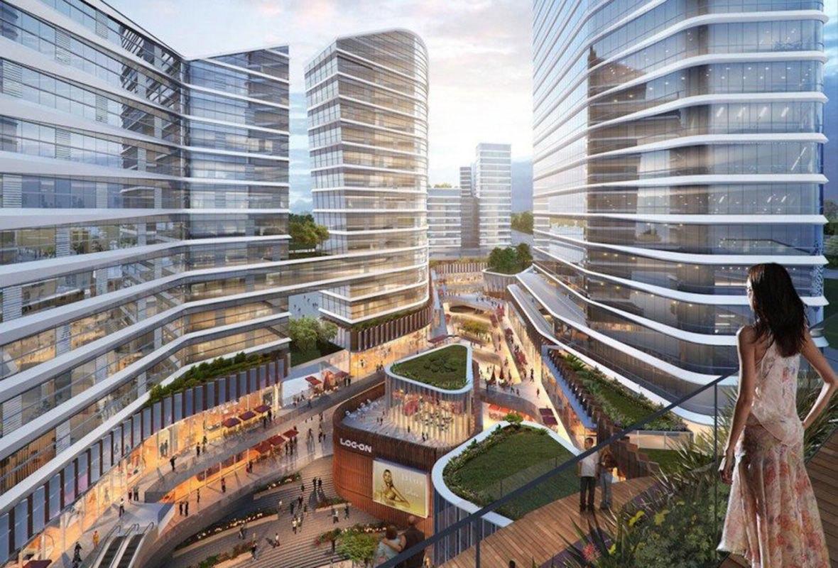 7AopbUXJtXw 11 крупнейших мегапроектов, которые изменят облик городов к 2035 году