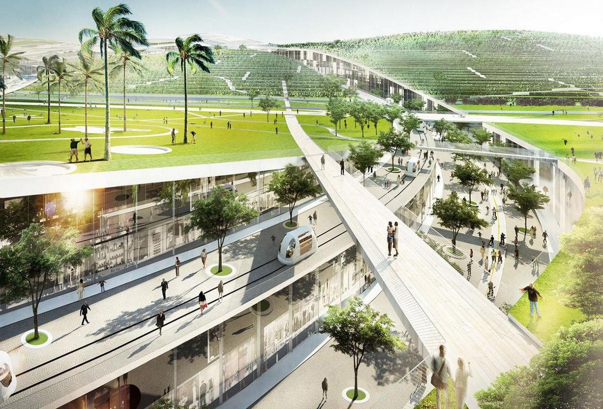 GsvO5YVJLhk 11 крупнейших мегапроектов, которые изменят облик городов к 2035 году