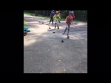 Лыжные гонки -3 смена