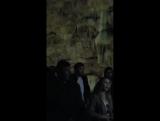 Новый Афон, Пещера.Песня