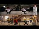Джеки Чан о постановке драк для «Лего Фильм Ниндзяго»