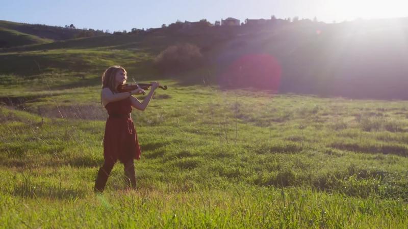 Храброе сердце / Braveheart / 1995 / James Horner / For The Love Of A Princess / Taylor Davis / Violin Cover