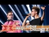 The X Factor UK 2017 - 14x13 (Six Chair Challenge 2)