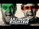 The Ultimate Fighter 22 : Team McGregor vs Team Faber (8 эпизод).
