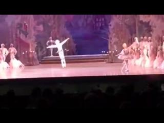 Pas de trois. Мариинский театр. Классическое триоАлиса Баринова Назипов Назир Рябинина Полина